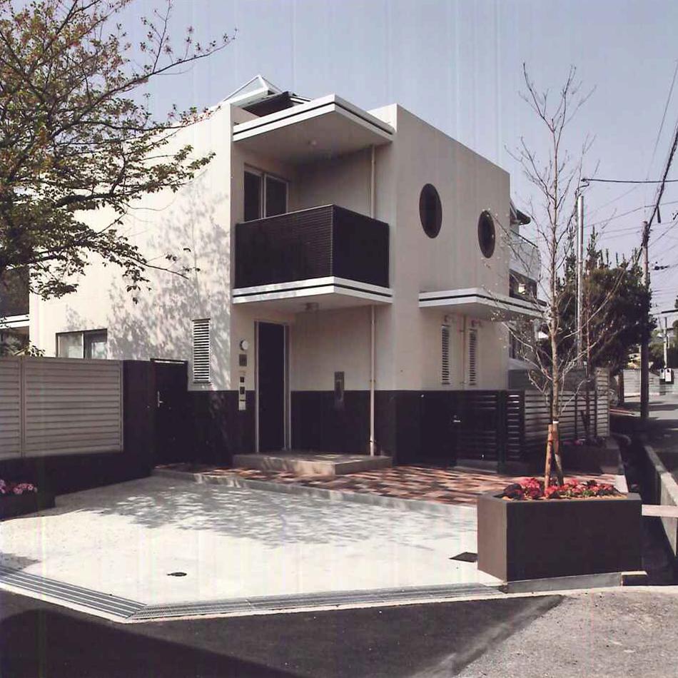 仁川町の家 1