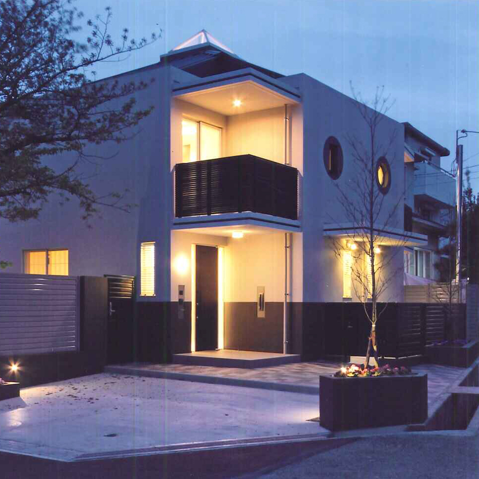 仁川町の家 2