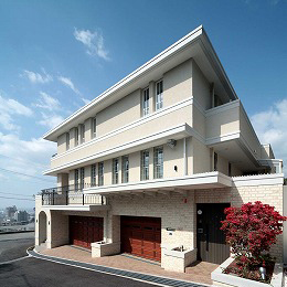 西岡本の家 1