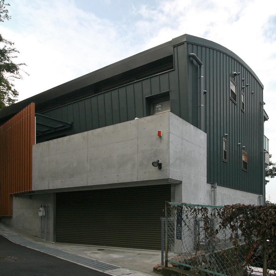鶴甲の家 2