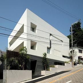 山本通の家 1
